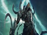 暗黑3艺术作品:死神降临